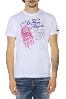 T Shirt Uomo SHIRTY JELLYFISH RRD 18127 PESN