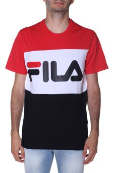 T-Shirt Uomo Man Day Tee  Fila 681244 AISD