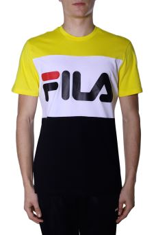 T-Shirt Uomo Man Day Tee  Fila 681244 PESD