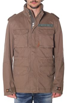 Giacca Uomo Crkr Mt M65 Timberland - A1L2A-PESN