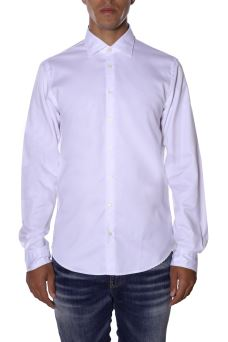 Camicia Uomo Sun68 Shirt French Collar S28101 AISN