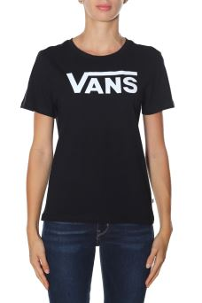 T-Shirt Donna Flying V Crew Vans VA34AY-AISN
